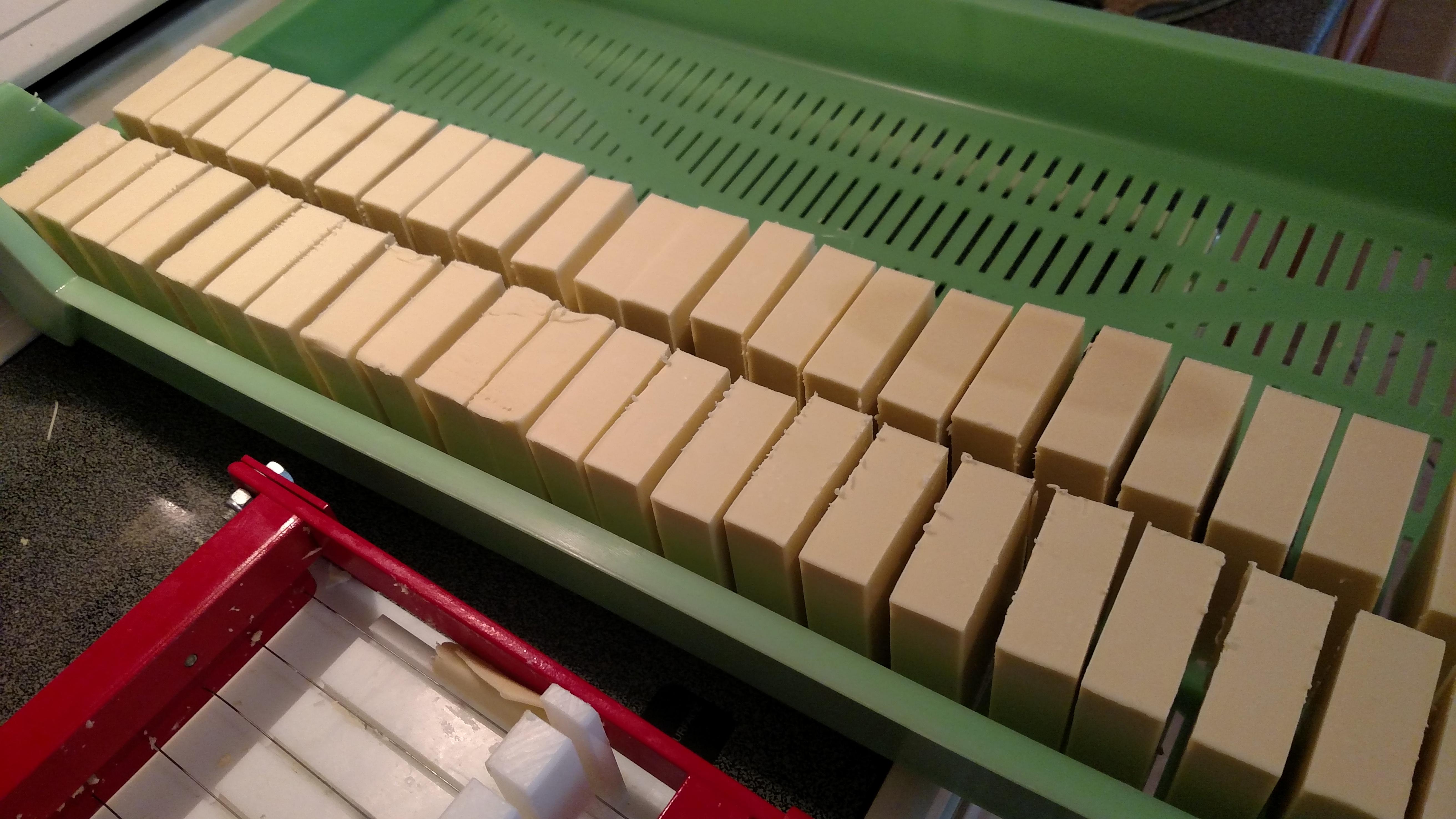 Daisy G's 100% Olive Oil Castile Soap